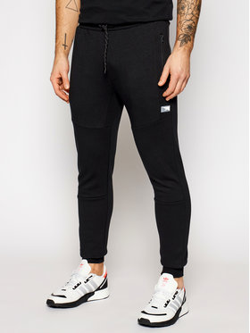 Jack&Jones Jack&Jones Pantaloni trening Will Air Sweat Noos 12184970 Negru Regular Fit