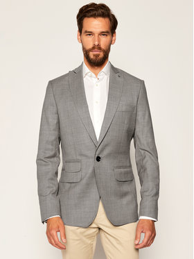 Rage Age Rage Age Blazer Perfect 1 Gris Slim Fit