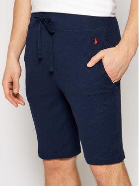 Polo Ralph Lauren Polo Ralph Lauren Pantalon scurți din material Ssh 714830286001 Bleumarin Regular Fit