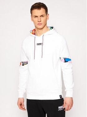 Puma Puma Sweatshirt Puma International 531063 Blanc Regular Fit