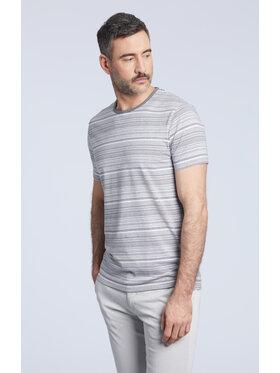 Vistula Vistula T-Shirt Nuka XA1049 Szary Regular Fit