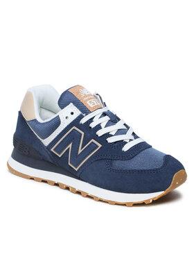 New Balance New Balance Sneakers WL574SO2 Blu scuro