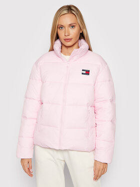 Tommy Jeans Tommy Jeans Giubbotto piumino Tjw Modern DW0DW11623 Rosa Regular Fit