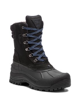 CMP CMP Sniego batai Kinos Snow Boots Wp 3Q48867 Juoda