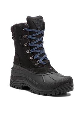CMP CMP Stivali da neve Kinos Snow Boots Wp 3Q48867 Nero