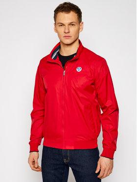 North Sails North Sails Átmeneti kabát Sailor 2.0 602773 Piros Regular Fit