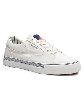 Gant Gant Sneakersy Champroyal 22638628 Bílá