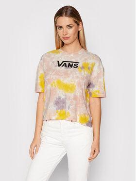 Vans Vans T-Shirt Interrupt VN0A5I7U Bunt Regular Fit