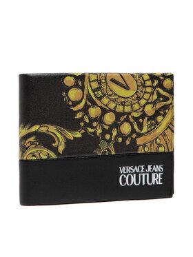 Versace Jeans Couture Versace Jeans Couture Maža Vyriška Piniginė 71YA5PB1 ZS119 Juoda