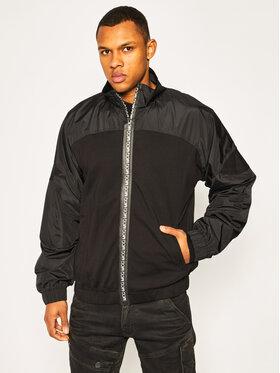 MCQ Alexander McQueen MCQ Alexander McQueen Átmeneti kabát 577189 ROT29 1000 Fekete Regular Fit