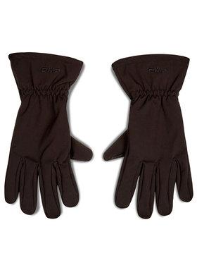 CMP CMP Lyžařské rukavice 6524829 Černá