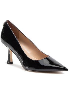 Guess Guess Обувки на ток Galyan2 FL7GY2 PAF08 Черен