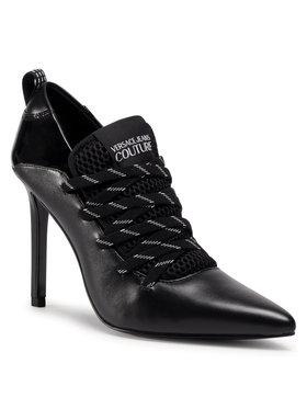 Versace Jeans Couture Versace Jeans Couture Обувки на ток E0VZAS02 Черен