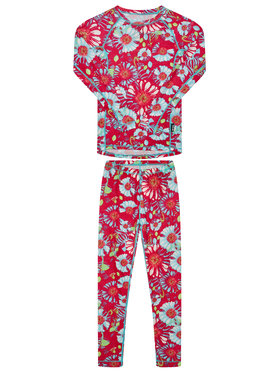 Reima Reima Komplet bielizny termoaktywnej Taitoa 536518 Kolorowy Slim Fit