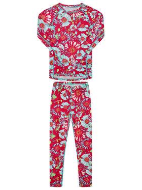 Reima Reima Set di biancheria intima termica Taitoa 536518 Multicolore Slim Fit