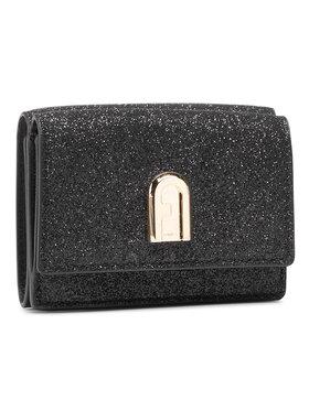 Furla Furla Malá dámska peňaženka 1927 PCW5ACO-A.0055-O60000-1-007-20-CN-P Čierna