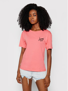 Femi Stories Femi Stories T-Shirt Manuel Ροζ Oversize