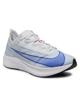 Nike Nike Boty Zoom Fly 3 AT8240 005 Šedá