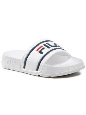 Fila Fila Mules / sandales de bain Morro Bay Slipper Jr 1010934.1FG Blanc
