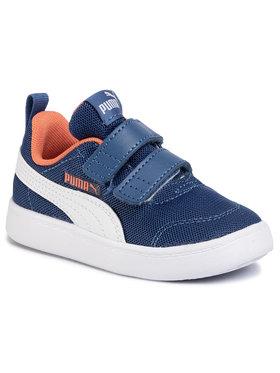 Puma Puma Sneakersy Courtflex v2 Mesh V Inf 37175901 Niebieski