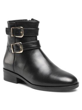 Clarks Clarks Členková obuv Pure Mid 261529464 Čierna