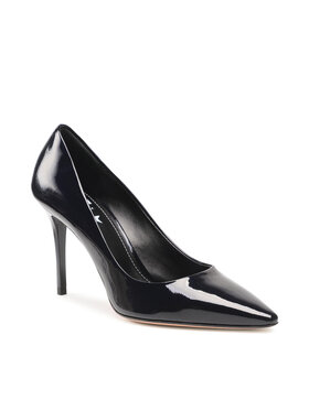 Marella Marella Pantofi cu toc subțire Ignaro 65260115200 Negru