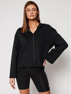 NIKE NIKE Sweatshirt Nsw Hoodie Full-Zip CJ3752 Schwarz Loose Fit