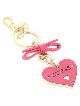 Guess Guess Porte-clefs Not Coordinated Keyrings RW8042 P9101 Rose