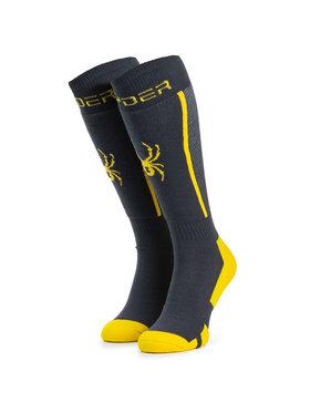 Spyder Spyder Vysoké pánske ponožky Sweep 198064 Sivá