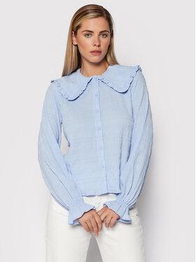 Noisy May Noisy May Camicia Sigrid 27020315 Blu Regular Fit