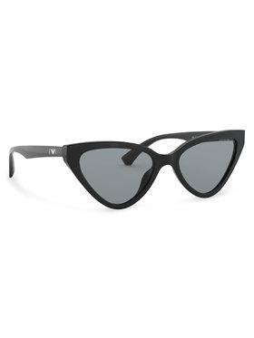 Emporio Armani Emporio Armani Okulary przeciwsłoneczne 0EA4136 500187 Czarny