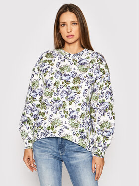 Levi's® Levi's® Bluza 19464-0006 Biały Relaxed Fit