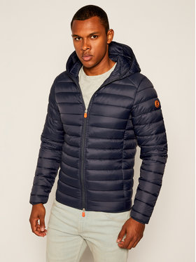 Save The Duck Save The Duck Giubbotto piumino D3065M GIGAY Blu scuro Regular Fit