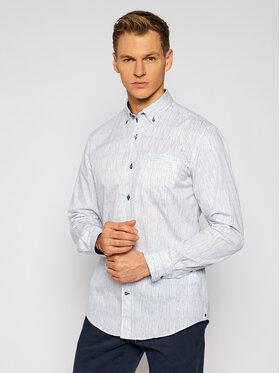 Pierre Cardin Pierre Cardin Marškiniai 5893/000/27352 Balta Modern Fit