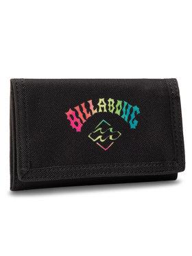 Billabong Billabong Nagyméretű férfi pénztárca Atom Wallet S5WL02BIP0 Fekete