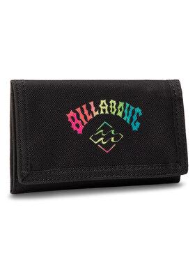Billabong Billabong Portafoglio grande da uomo Atom Wallet S5WL02BIP0 Nero