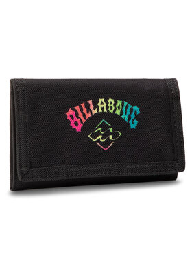 Billabong Billabong Portefeuille homme grand format Atom Wallet S5WL02BIP0 Noir