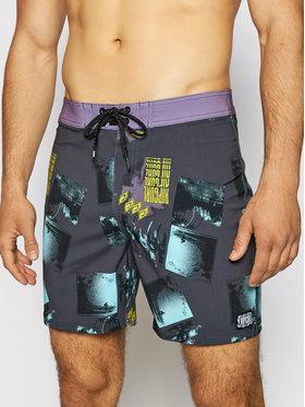 Rip Curl Rip Curl Pantaloni scurți pentru înot Mirage Retro Mindsurf CBONK4 Gri Regular Fit