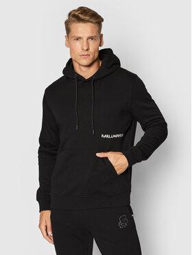 KARL LAGERFELD KARL LAGERFELD Sweatshirt 705023 512900 Schwarz Regular Fit