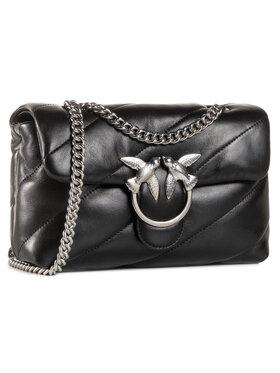 Pinko Pinko Handtasche Love Mini Puff Maxi Quilt Cl AI 20-21 PLTT 1P21VQ Y6JK Schwarz