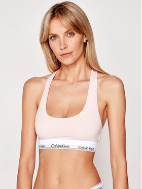 Calvin Klein Underwear Calvin Klein Underwear Biustonosz top 0000F3785E Różowy