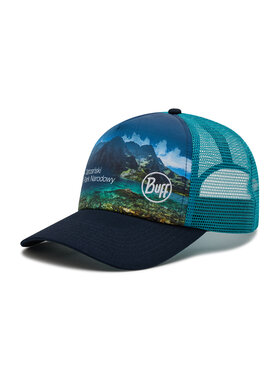 Buff Buff Καπέλο Jockey Trucker Cap 129543.555.10.00 Σκούρο μπλε