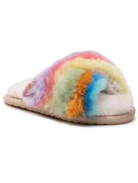 EMU Australia EMU Australia Naminės šlepetės Mayberry Rainbow Teens T12576 Spalvota