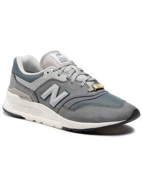 New Balance New Balance Laisvalaikio batai CM997HGY Mėlyna