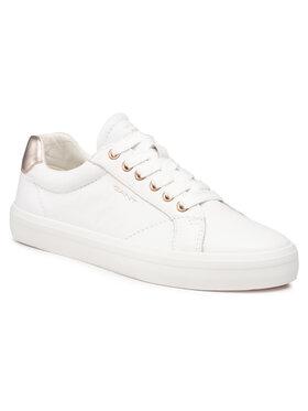 Gant Gant Sneakersy Seaville 22531587 Biela