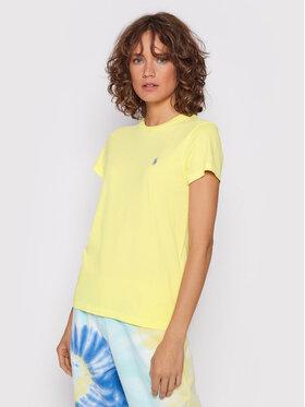 Polo Ralph Lauren Polo Ralph Lauren T-shirt 211847073006 Jaune Regular Fit