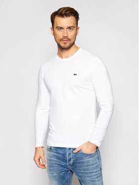 Lacoste Lacoste Manches longues TH2040 Blanc Regular Fit