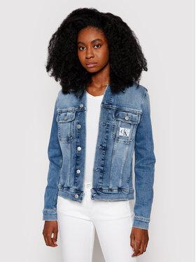 Calvin Klein Jeans Calvin Klein Jeans Traper jakna J20J215928 Plava Regular Fit