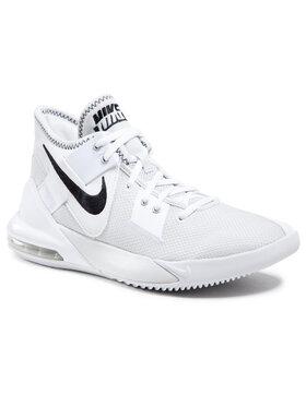 Nike Nike Обувки Air Max Impact 2 CQ9382 100 Бял