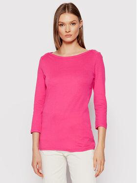 United Colors Of Benetton United Colors Of Benetton Μπλουζάκι 3GA2E16A1 Ροζ Regular Fit